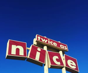 americana, blue, and signs image