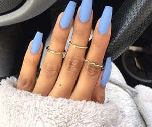 aesthetic, pretty, and blue image