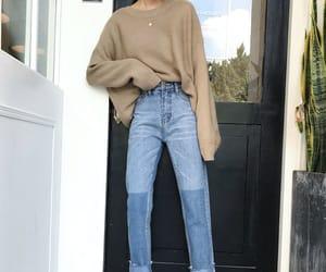 fashion, minimalist, and casual image