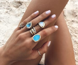 accessories, jewels, and ring image