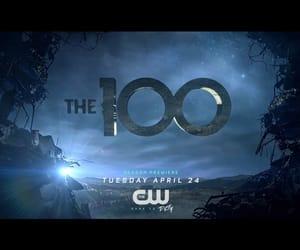 tv series, the100, and bellamy blake image