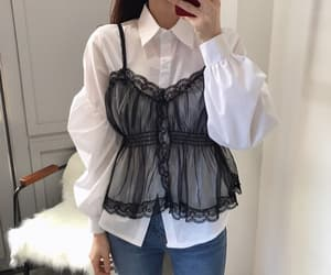 clothes, ulzzang, and fashion image