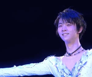 figure skating, Swan, and notte stellata image
