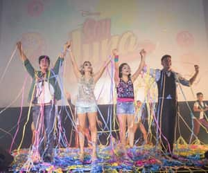 disney channel, michael ronda, and soy luna image