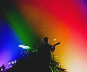 Harry Styles, rainbow, and one direction image
