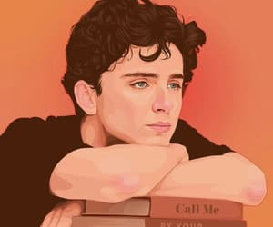 love, art, and call me by your name image
