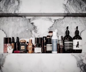 bathroom, beauty, and makeup image