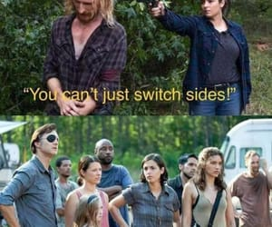 dwight and twd image