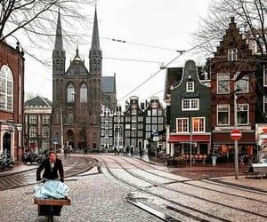 amsterdam, city, and ciry image