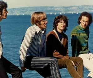 band, icon, and Jim Morrison image