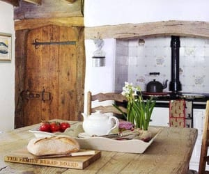 cottage, farmhouse, and interior image
