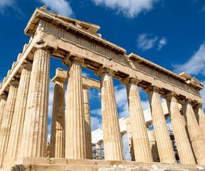 Athens, city, and Greece image