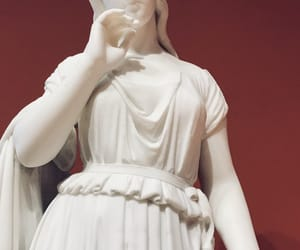 aesthetic, marble, and statue image