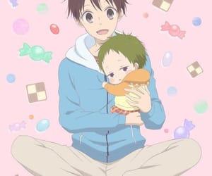 gakuen babysitters image