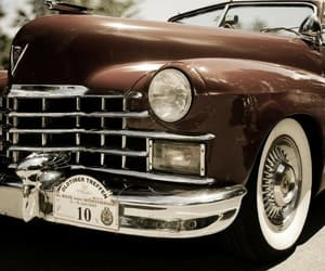 brown, cars, and vintage image