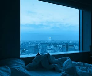 beautiful, bed, and city image