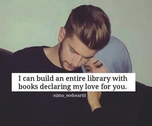 cute couples, goals, and library image