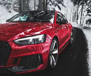 audi, car, and cars image