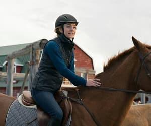 amy, horse, and heartland image