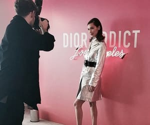 beauty, celebrities, and dior image
