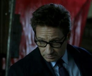 david duchovny, fbi, and mulder image