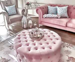 pink, home decor, and house image