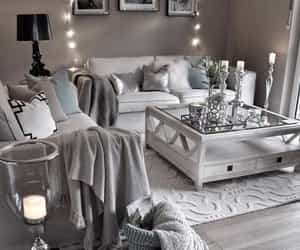 room, silver, and grey image