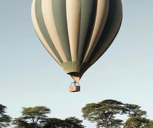 Flying image