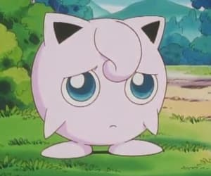 jigglypuff, pink, and pokemon image