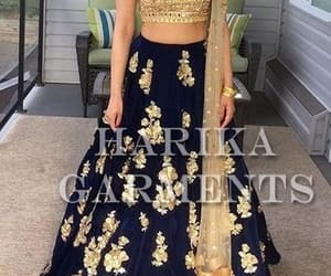wedding dresses, bridal lehenga, and designer lehenga image