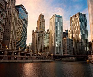 city, luxury, and chicago image
