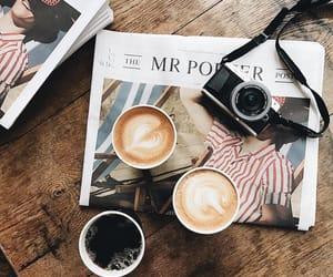 coffee, love, and beautiful image