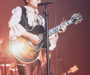 Harry Styles and live on tour image