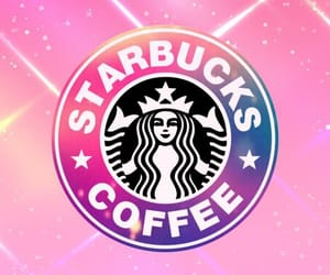 coffe, funny, and starbucks image