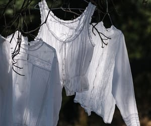 clothesline, white, and farmhouse image