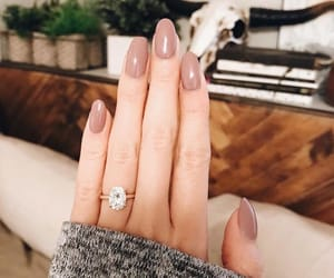 fashion, luxury, and nails image