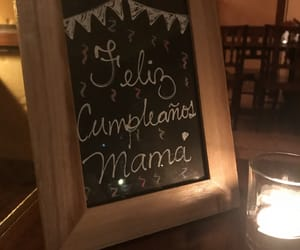 birthday, gift, and mama image
