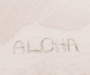 aesthetic, Aloha, and background image