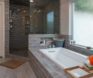 bathroom, home, and interior design image