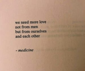 quotes, book, and self love image