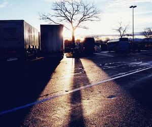 photografie, sun, and sunset image
