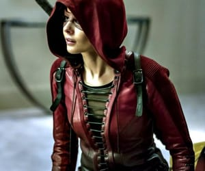 arrow, new, and willa holland image