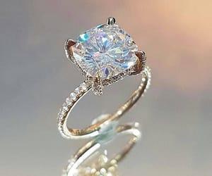 diamond and ring image