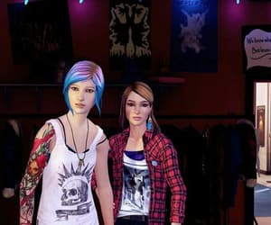 before the storm, lesbian, and lis image