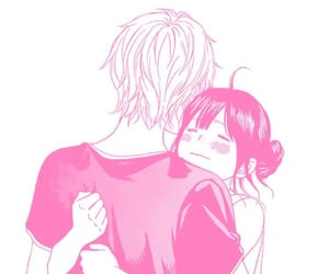 manga, pastel, and pink image