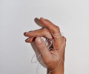 alternative, hand, and skin image