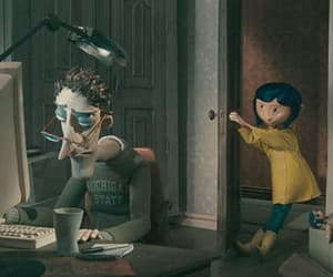 coraline, gif, and movie image