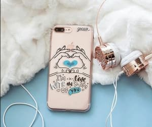 iphone, music, and case image