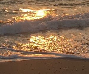 beach, aesthetic, and sea image