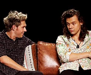 gif, narry, and niall horan image